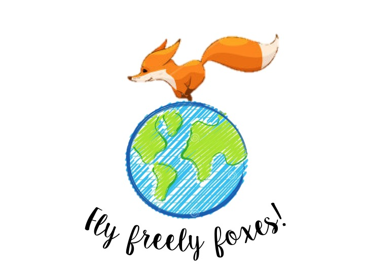 Fly freely foxes