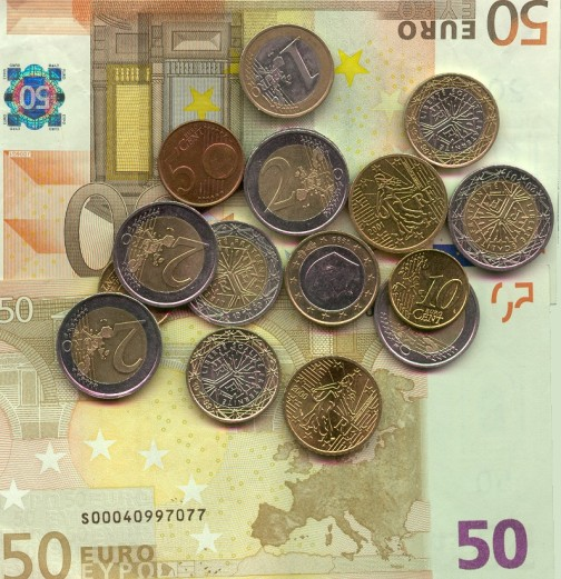 europe-european-euro-eur-2-1-cents-50-10-5-coins-on-eur-50-notes-anon