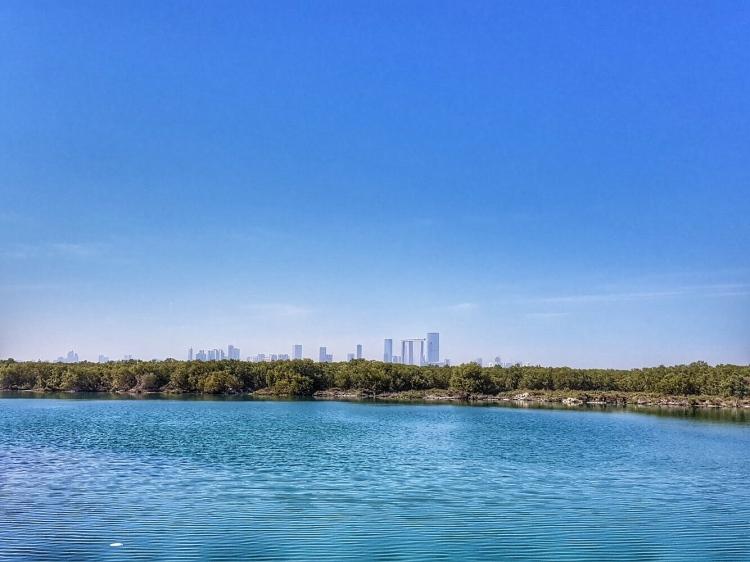 Kayaking Abu Dhabi