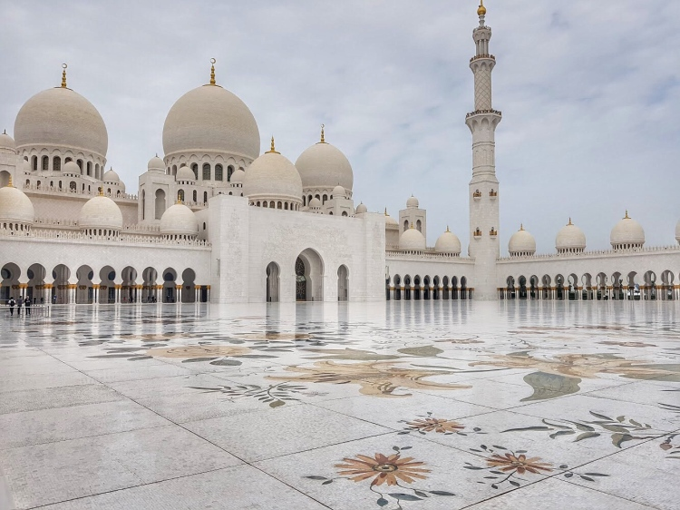 Where to go in Abu Dhabi